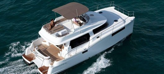 Used Fountaine Pajot Summerland 40 for sale BOATIM