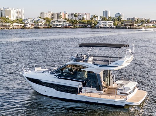 Used Galeon 400 Fly for sale BOATIM