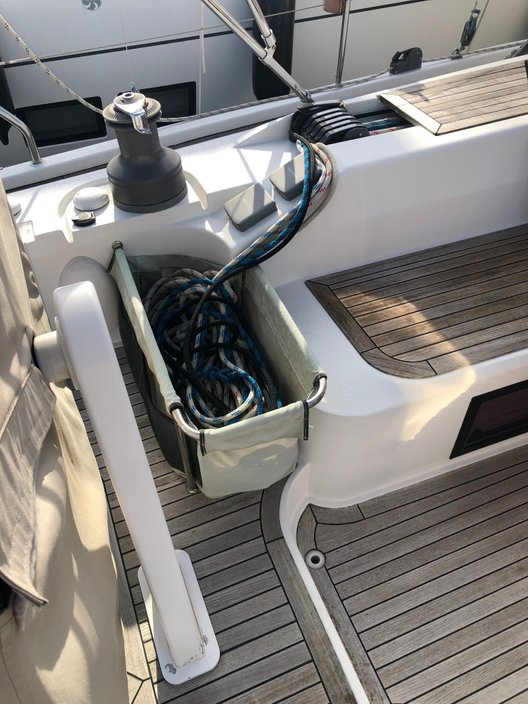Used Hanse 545 for sale BOATIM