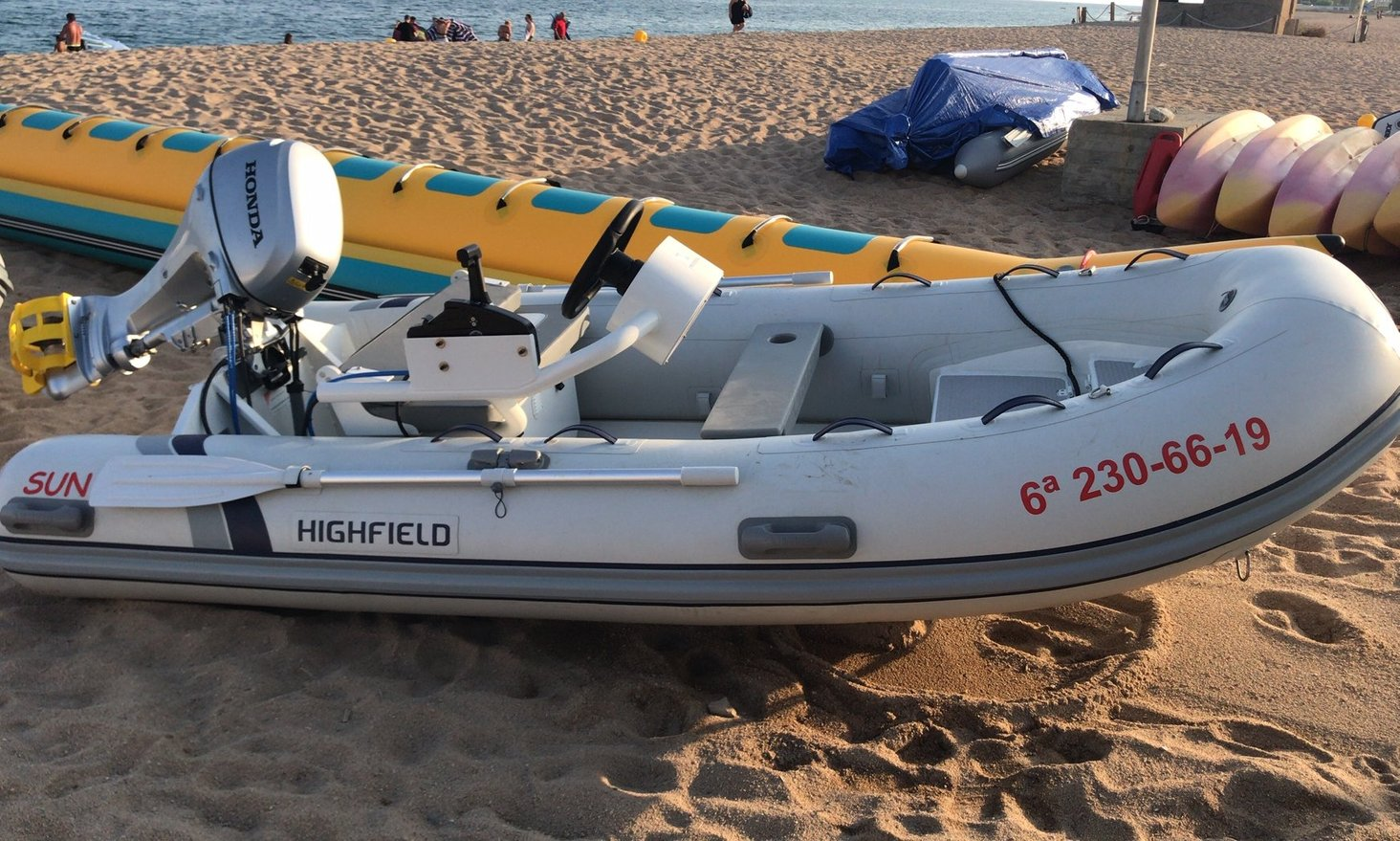 Used Highfield Classic-360 for sale BOATIM