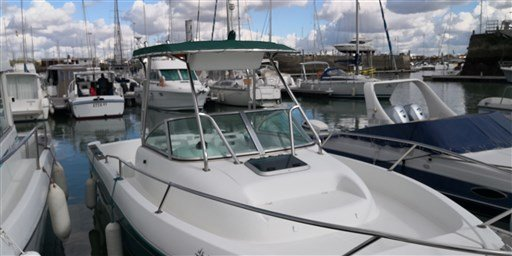 Used Jeanneau Cap Camarat 725 Wa for sale BOATIM