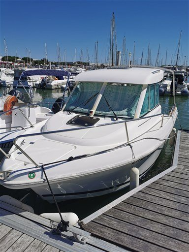 Used Jeanneau Merry Fisher 625 for sale BOATIM