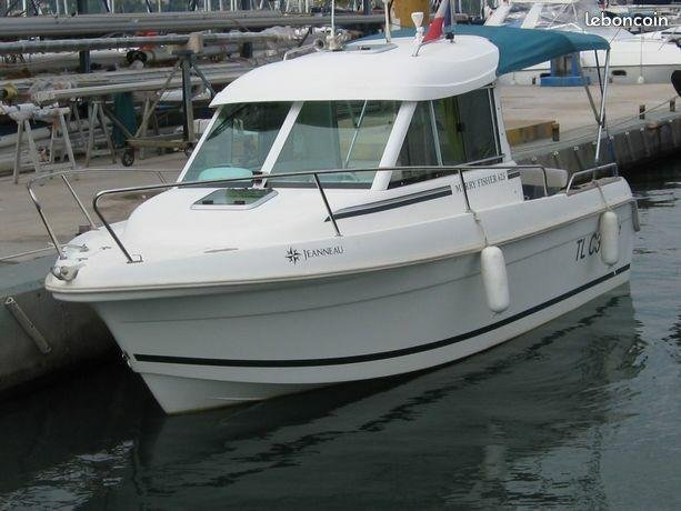 Used Jeanneau Merry Fisher 6 25 Hb for sale BOATIM