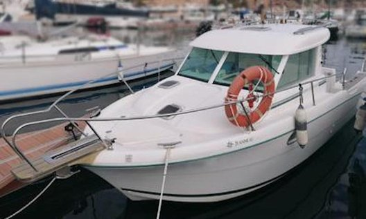 Used Jeanneau Merry Fisher 695 for sale Boatim