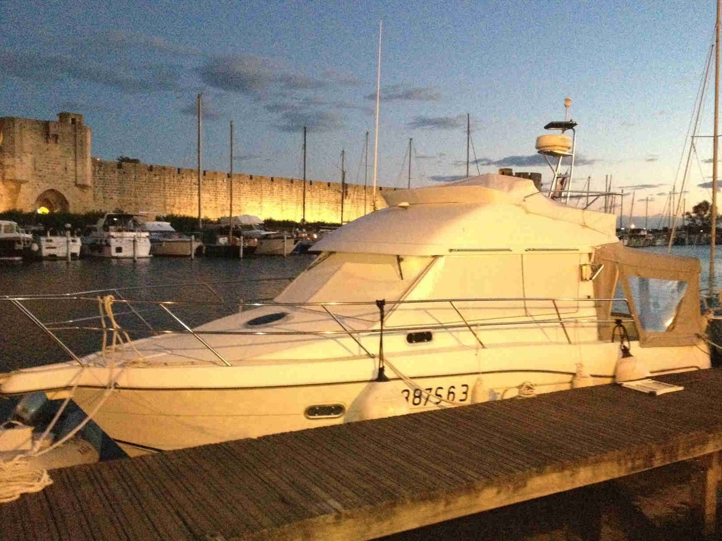 Used Jeanneau Merry Fisher 900 Cr for sale Boatim