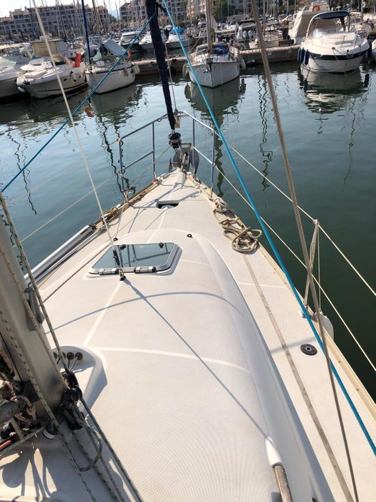 Used Jeanneau Sun Odyssey 35 for sale BOATIM