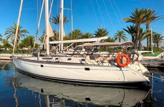 Used Jeanneau Sun Odyssey 52.2 for sale BOATIM
