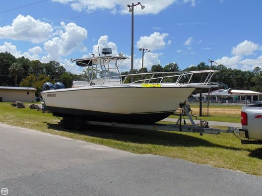 Used Angler 274 Center Console for sale Boatim