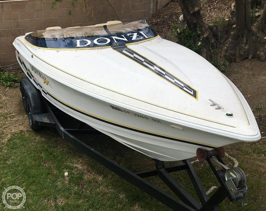 Used Donzi 22ZX for sale BOATIM