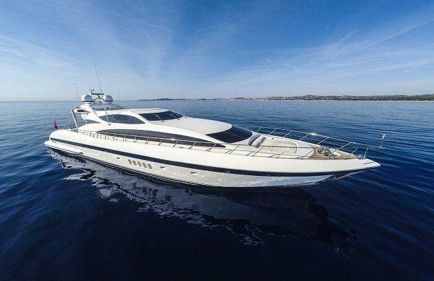 New Mangusta My Serenada Mangusta 105 for sale BOATIM