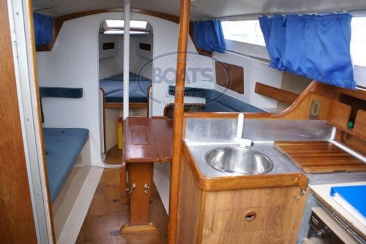 Used Marine Projects Moody 27 for sale BOATIM