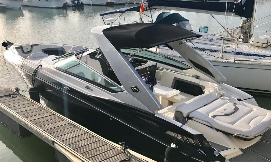 Used Monterey 328 Ss for sale BOATIM