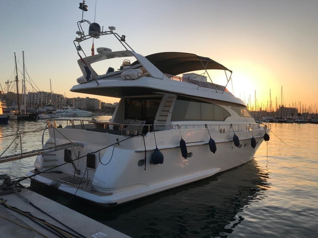 Used Motor Yacht Lieva 72 for sale BOATIM