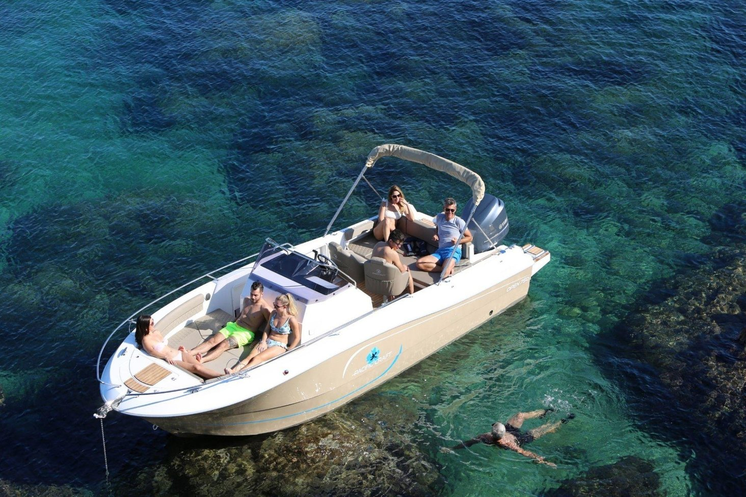 Used Pacific-Craft 750 Open for sale BOATIM