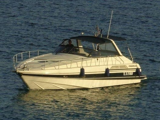 Used Pershing 40 for sale BOATIM