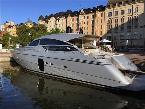 Used Pershing 64 for sale BOATIM