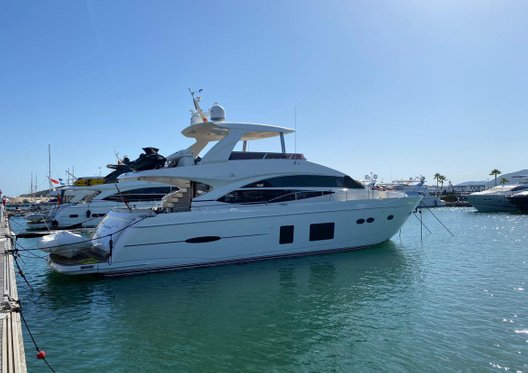 Used Princess 72 for sale BOATIM