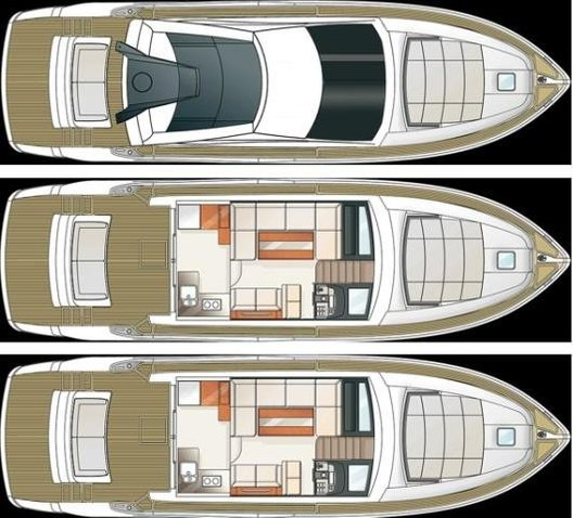 Used Queens Yachts 50 Ht for sale BOATIM