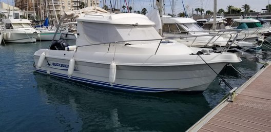 Used Quicksilver 650 Camping for sale BOATIM