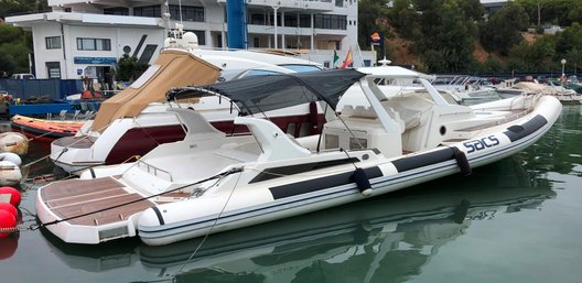 Used Sacs Strider 45 for sale BOATIM