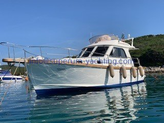Used Sciallino 30 Fly for sale BOATIM