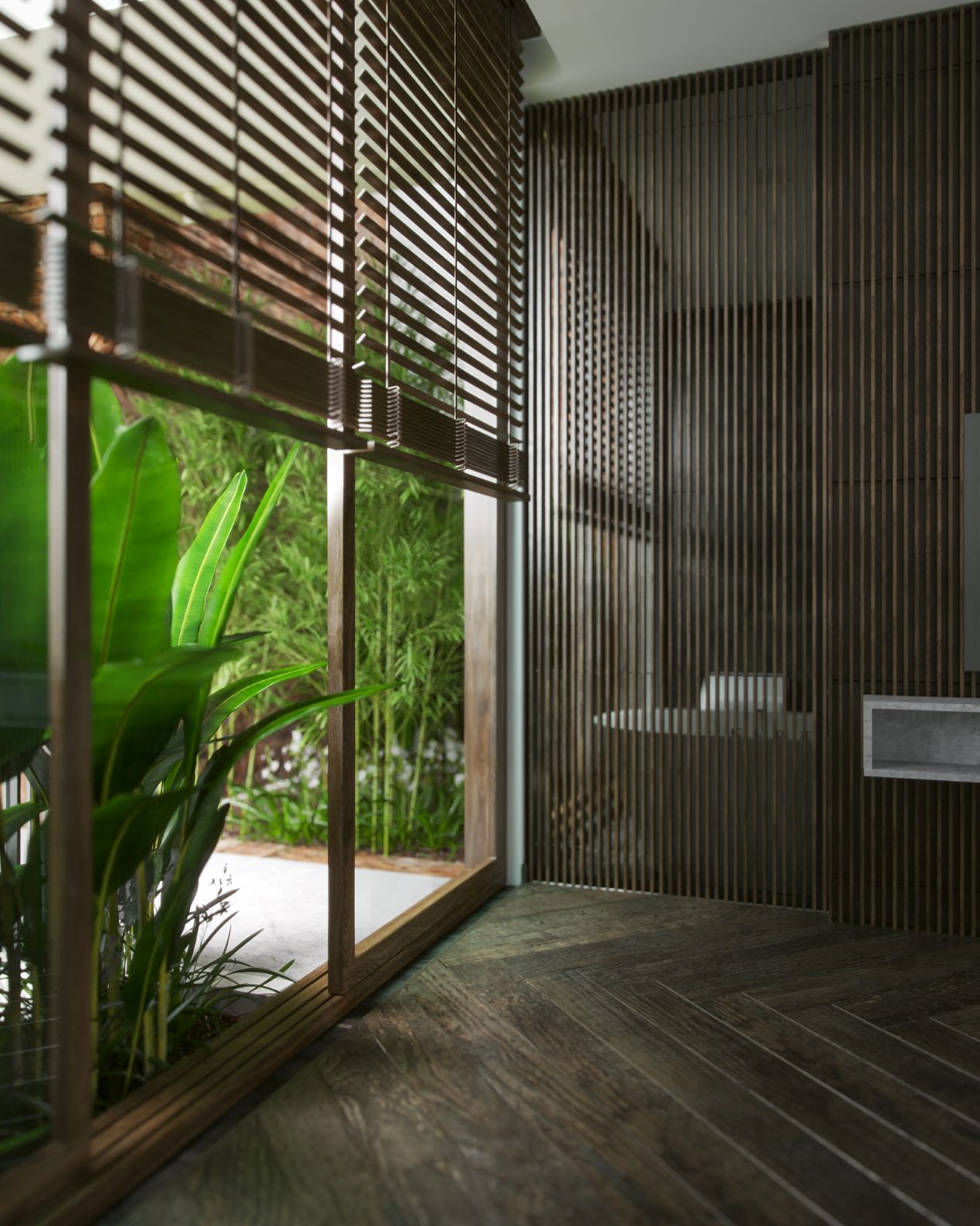 NSK's House – Interior
