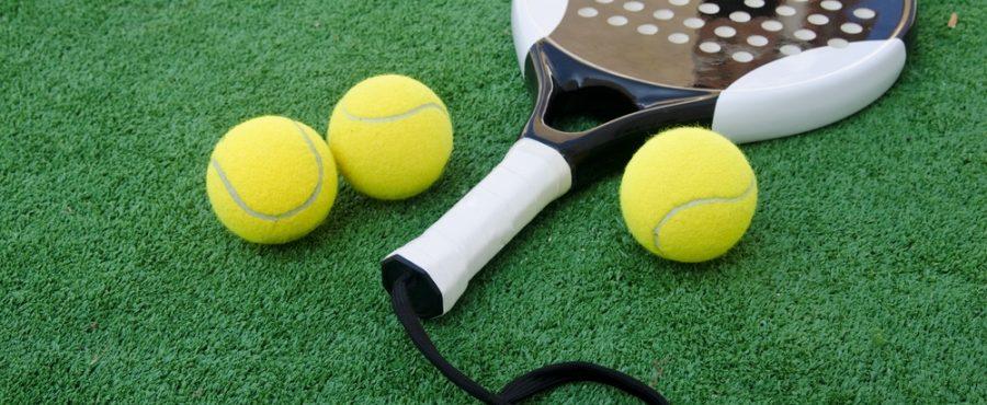 Opening padel banen bij Quick tennis