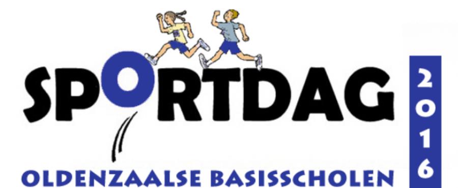 Sportdag Basisscholen 2016 Oldenzaal