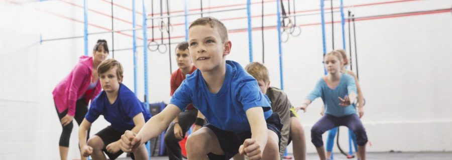 Approach Fitness Kidslessen