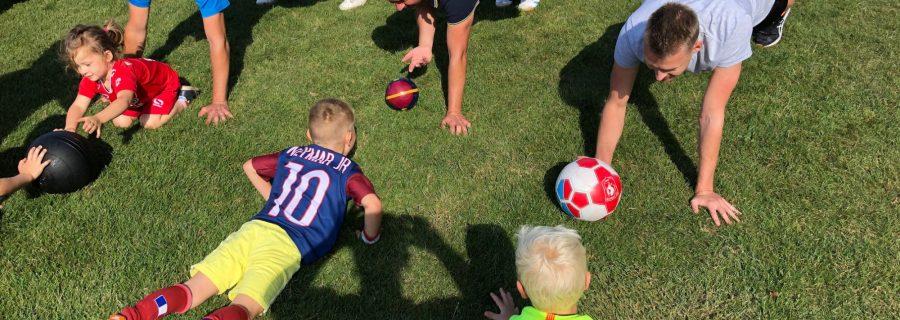 Sport en Spel voor Kind en Ouder