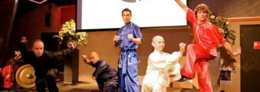 Vechtkunst Kungfu