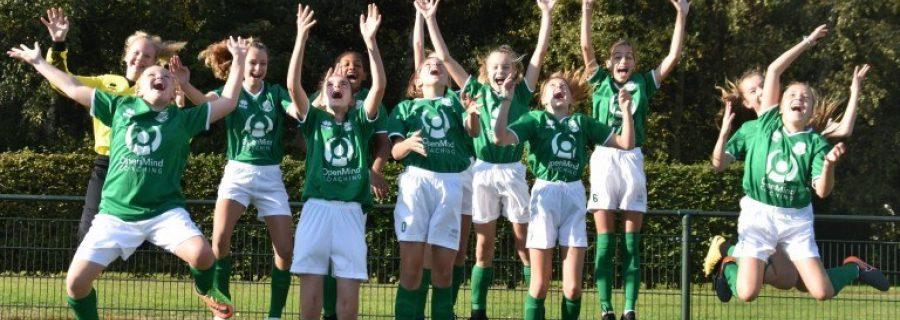 Voetbal voor meiden / Meisjesvoetbal