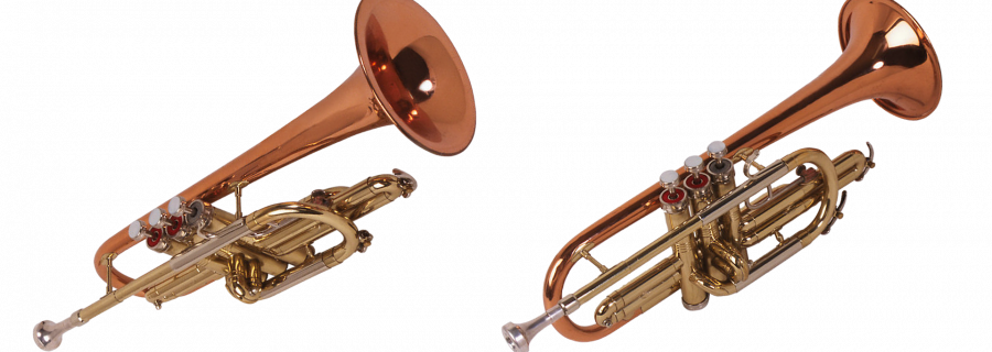 Trompet spelen