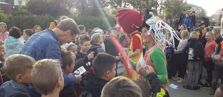 Honderden kinderen al deelgenomen aan vierde editie BoesCoolTuur