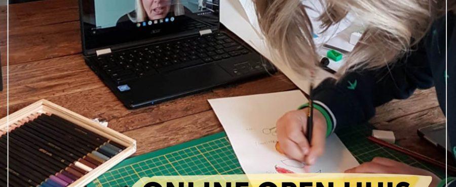 Online open huis Kaliber