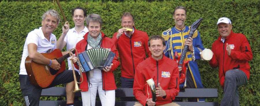 Het team achter BoesCoolTuur
