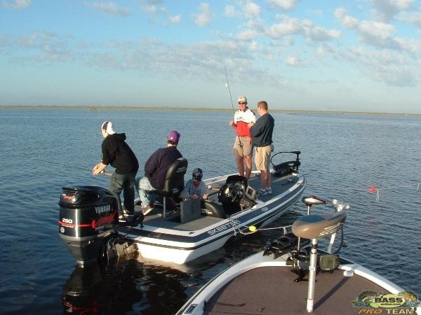 Make A Wish Charity Fishing Trip - Lake Okeechobee