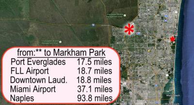 Markham Park- Ft Lauderdale