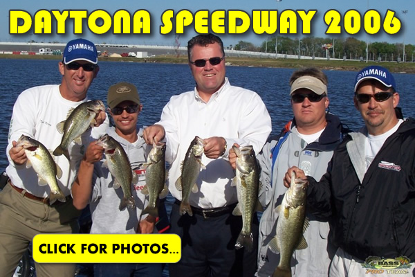 2006 NASCAR Daytona 500 Fishing Pictures