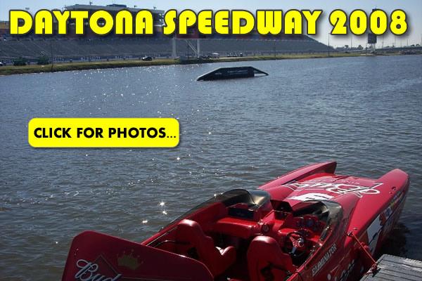 2008 NASCAR Daytona 500 Fishing Pictures