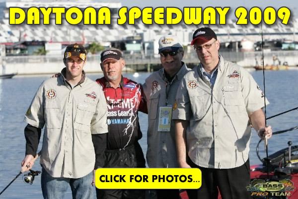 2009 NASCAR Daytona 500 Fishing Pictures