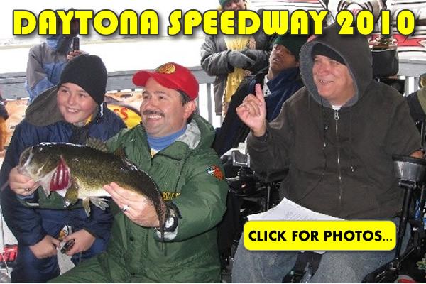 2010 NASCAR Daytona 500 Fishing Pictures