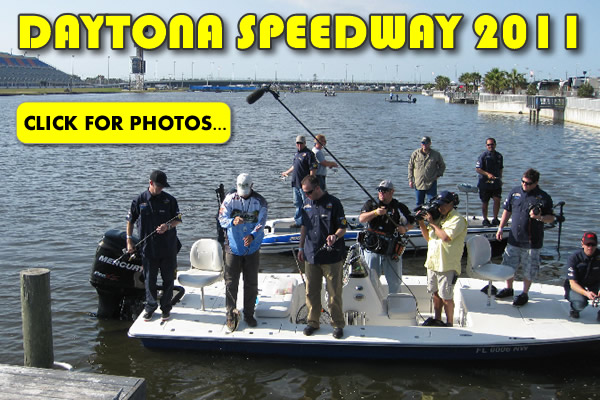 2011 NASCAR Daytona 500 Fishing Pictures