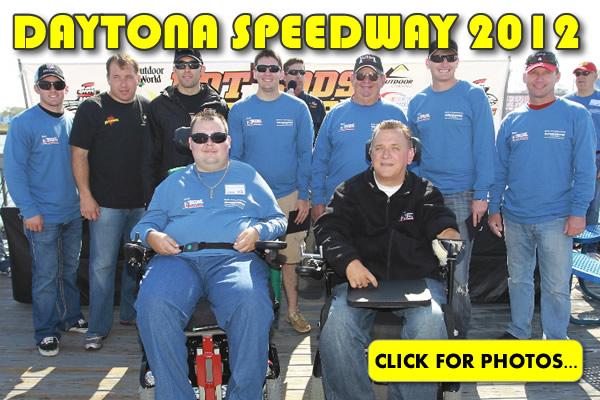 2012 NASCAR Daytona 500 Fishing Pictures