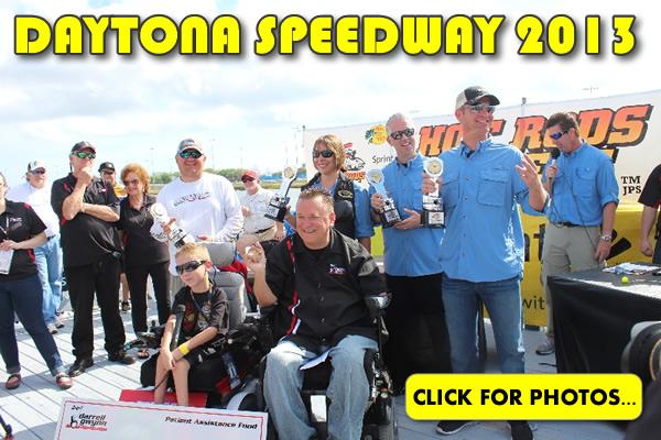 2013 NASCAR Daytona 500 Fishing Pictures