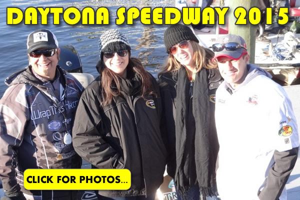 2015 NASCAR Daytona 500 Fishing Pictures