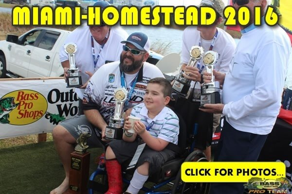 2016 NASCAR Miami-Homestead Charity Fishing