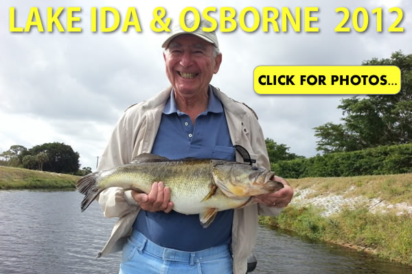 2012 Lake Ida Peacock Bass Pictures