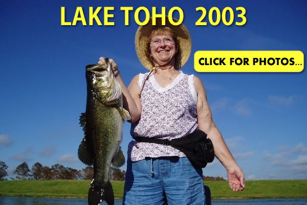2003 Lake Tohopekaliga Pictures