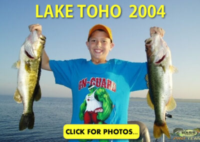 2004 Lake Tohopekaliga Pictures